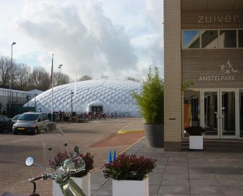 Airdome Amstelpark Tennis Club Amsterdam